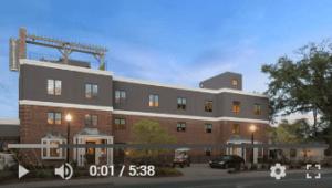 Collegiate Hotel Video