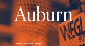 Spring 2021 Auburn Magazine Cover
