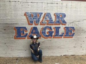 Abigail Benz in Auburn