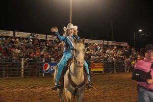 Miss Limestone Sheriff's Rodeo Crowning 2