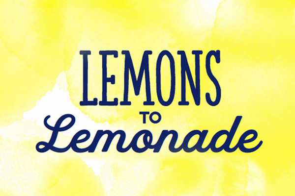 Lemons to Lemonade feature graphic