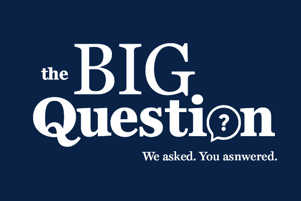The Big Question Header image