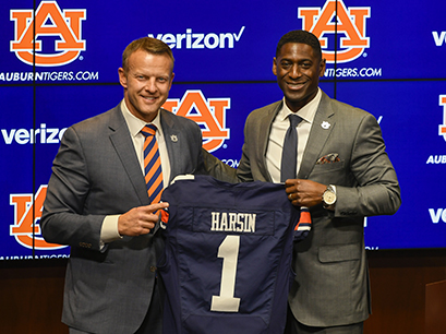 Who is Bryan Harsin?