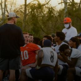 Auburn football kicks off first spring under Harsin
