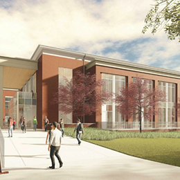 New dining facility, meal plan updates for fall 2021