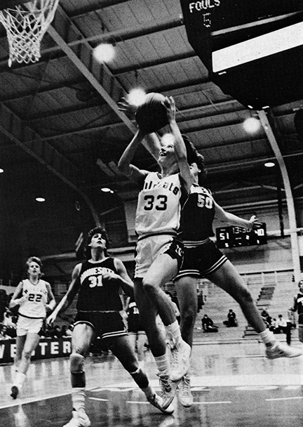 McCallie Balling Out at Northwestern 1986