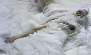 """White Knight"" by Brandon Dean"