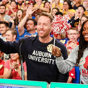 Eric Dunlap headshot at price is right show