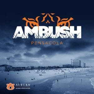 AMBUSH in Pensacola graphic
