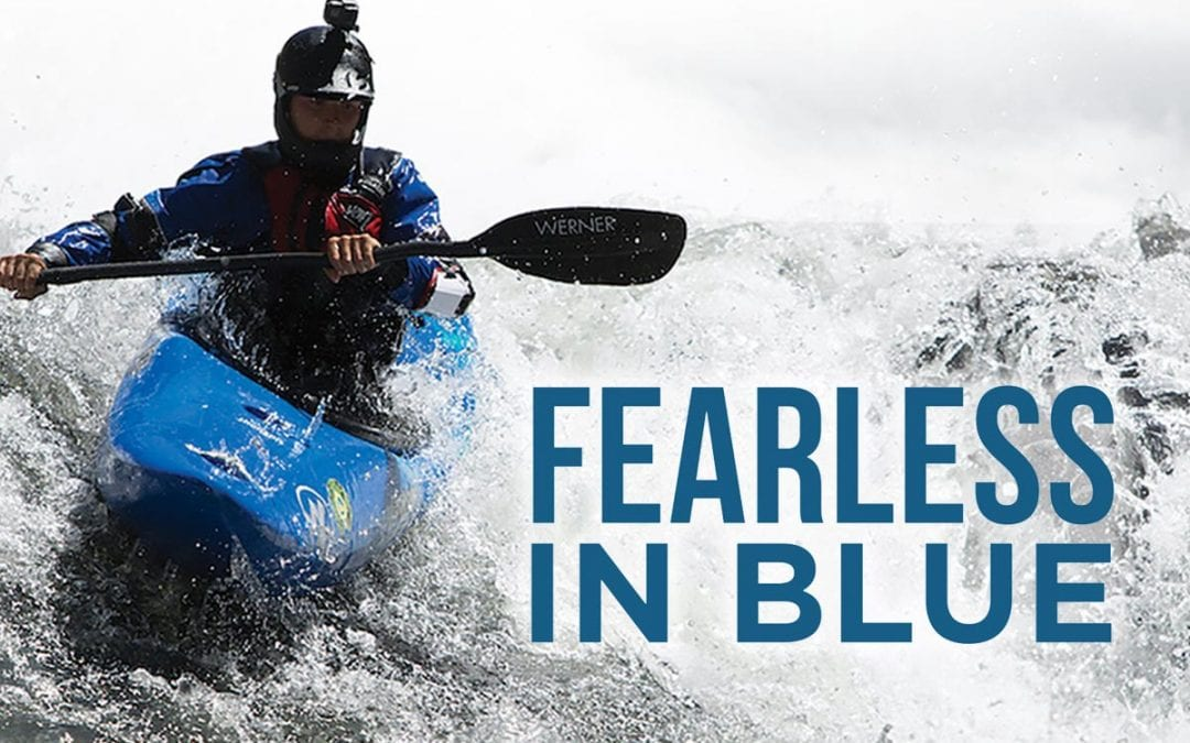 Fearless in Blue