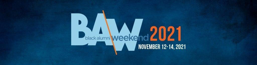 Black Alumni Weekend-Save the Date Header