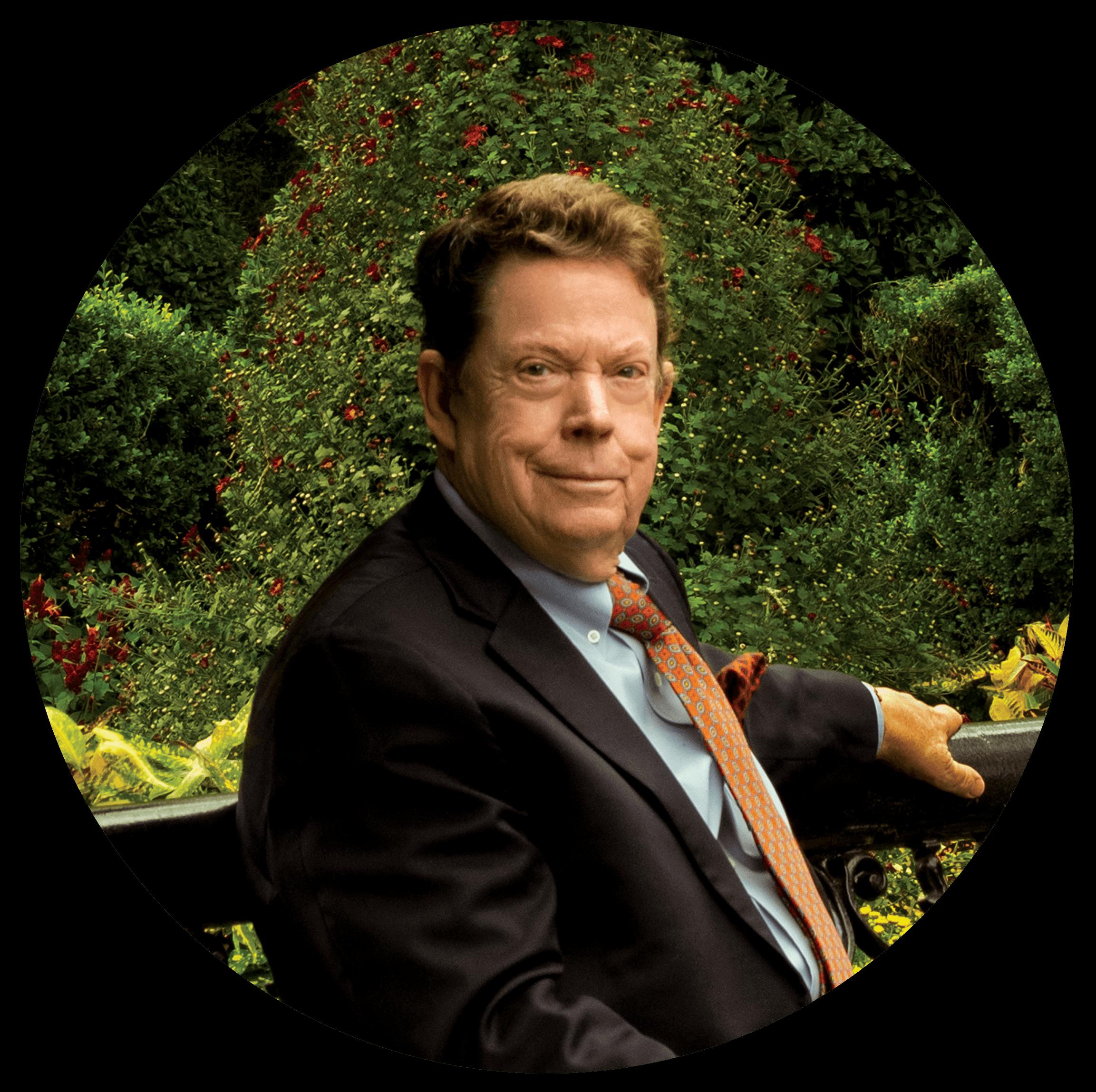 Bill Barrick-circle headshot for LAA
