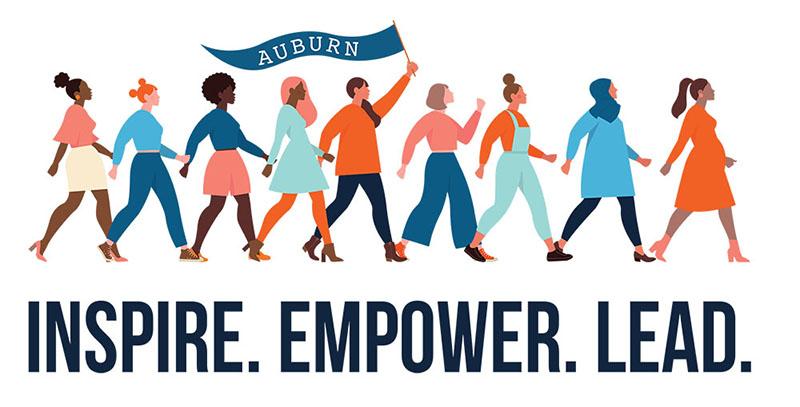 Auburn Women Header Graphic