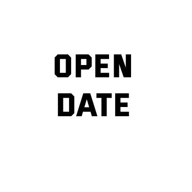 Open date icon