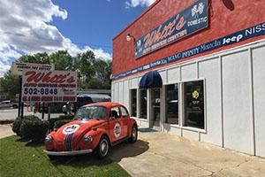 Whitts Auto Service