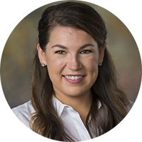 Julie Barnhill, Alumni Affairs, headshot