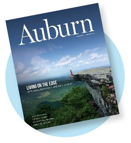 Auburn Magazine – About
