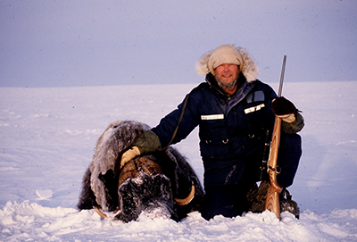 Hunting with Inuit in the Arctic