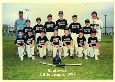Coaching Little League Baseball