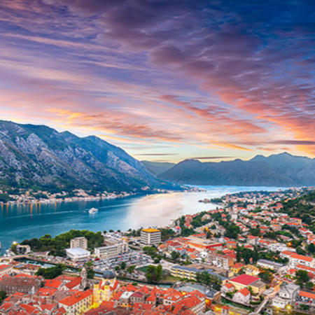 Montenegro and the bay of Kotor trip
