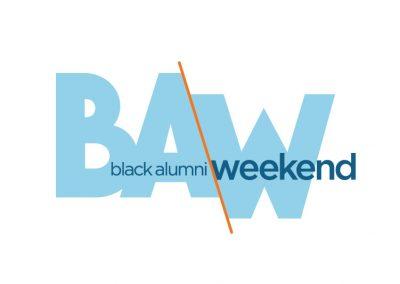 Black Alumni Weekend
