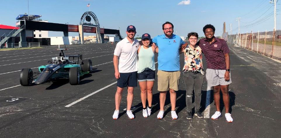 Auburn autonomous team