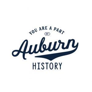 Auburn History Logo