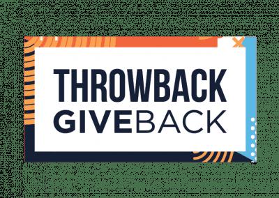 Throwback Giveback