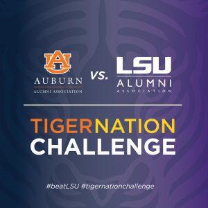 Tiger Nation Challenge Logo