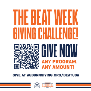 Beat Week graphic with QR Code